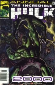Incredible Hulk Annual Comics